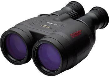 Бинокль Canon Binocular IS 18x 50мм черный