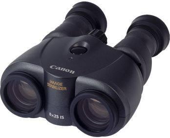 Бинокль Canon Binocular IS 8x 25мм черный
