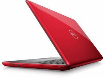 Ноутбук 15.6 Dell Inspiron 5567 (5567-7904) красный