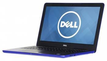 Ноутбук 15.6 Dell Inspiron 5567 синий