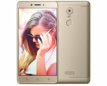 Смартфон Lenovo K6 Note K53A48 32ГБ золотистый
