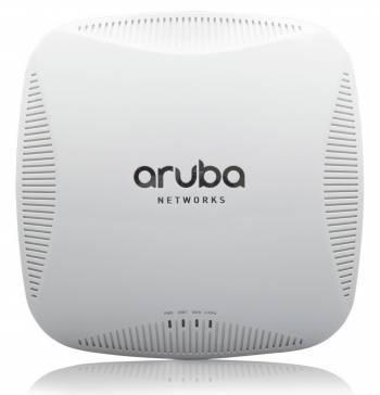 Точка доступа HPE Aruba IAP-215 (RW) Instant белый (JW228A)