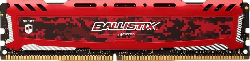 Модуль памяти DIMM DDR4 4Gb Crucial (BLS4G4D240FSE) - фото 1