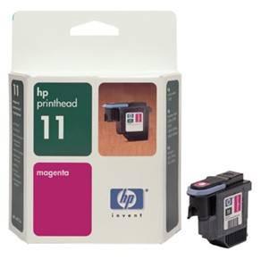 Печатающая головка HP 11 пурпурный (C4812A)