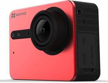 Экшн-камера Ezviz S5 красный