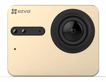 Экшн-камера Ezviz S5+ шампань