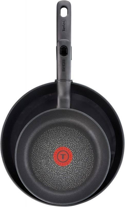 Набор сковород Tefal Hard Titanium+ C6929072 21/28см, 2 предмета (2100097995) - фото 1