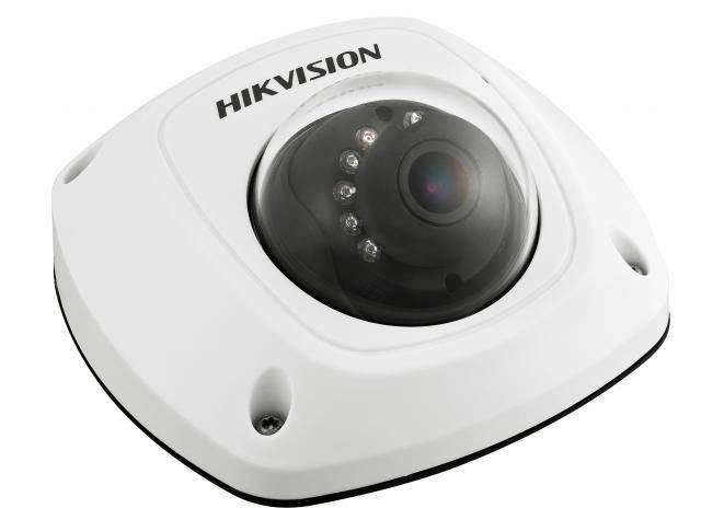 Видеокамера IP Hikvision DS-2CD2522FWD-IWS белый - фото 1