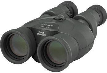 Бинокль Canon Binocular IS III 12x 36мм черный
