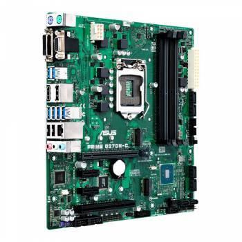 Материнская плата Asus PRIME Q270M-C Soc-1151 mATX