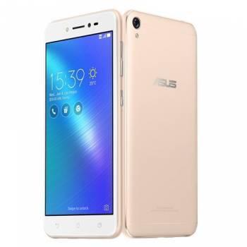 Смартфон Asus ZB501KL Zenfone Live золотистый, встроенная память 32Gb, дисплей 5 1280x720, Android 6.0, камера 13Mpix, поддержка 3G, 4G, 2Sim, 802.11bgn, BT, GPS, FM радио, microSD до 128Gb (90AK0072-M00140)