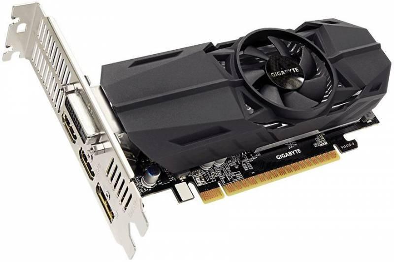 Видеокарта Gigabyte GeForce GTX 1050 OC 2G 2048 МБ (GV-N1050OC-2GL) - фото 2