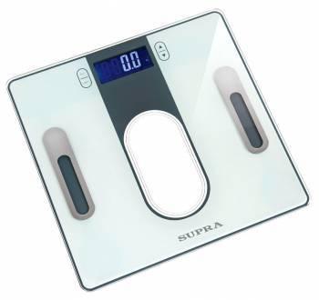 Весы напольные электронные Supra BSS-6300 серый (10595)