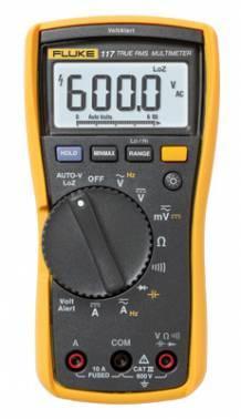 Мультиметр Fluke IG (FLUKE-117 EUR)
