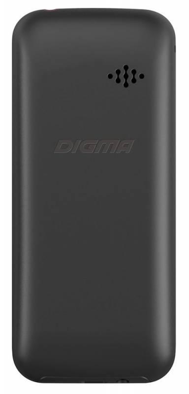 Мобильный телефон Digma A177 2G Linx черный (LT1030PM) - фото 2