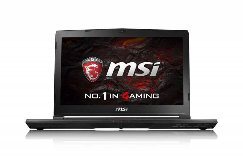 "Ноутбук MSI GS43VR 7RE(Phantom Pro)-201RU, Windows 10, процессор Intel Core i7 7700HQ, оперативная память 16Gb, жесткий диск 1Tb, накопитель SSD 256Gb, видеокарта nVidia GeForce GTX 1060 6Gb, диагональ 14"", 1920x1080, черный (9S7-14A332-201) - фото 1"