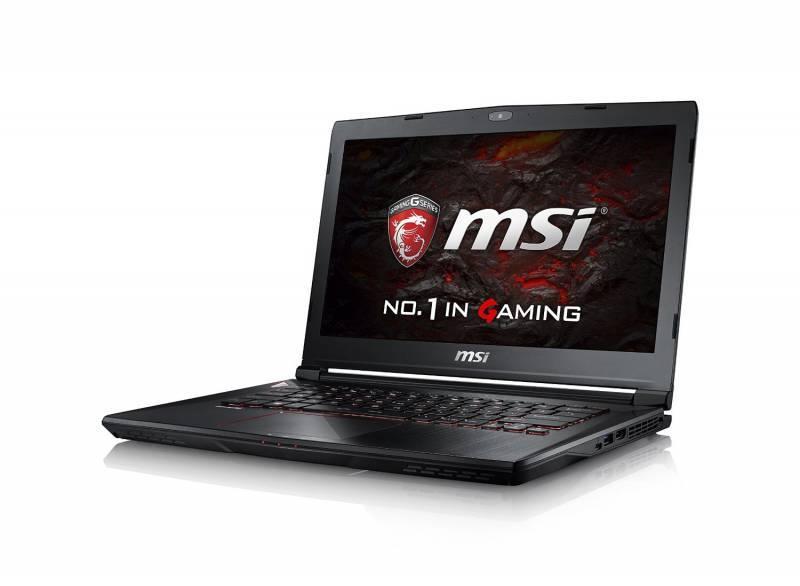 "Ноутбук MSI GS43VR 7RE(Phantom Pro)-201RU, Windows 10, процессор Intel Core i7 7700HQ, оперативная память 16Gb, жесткий диск 1Tb, накопитель SSD 256Gb, видеокарта nVidia GeForce GTX 1060 6Gb, диагональ 14"", 1920x1080, черный (9S7-14A332-201) - фото 2"