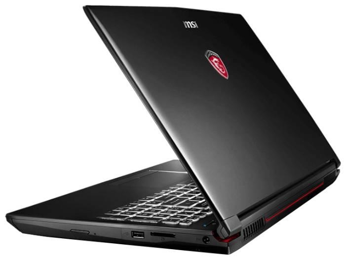"""Ноутбук 15.6"""" MSI GP62 7RE(Leopard Pro)-659RU черный - фото 3"""