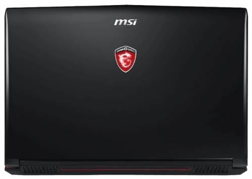 """Ноутбук 15.6"""" MSI GP62 7RE(Leopard Pro)-659RU черный - фото 4"""