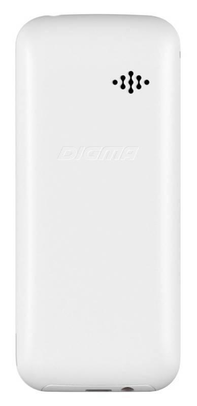 Мобильный телефон Digma A177 2G Linx белый (LT1030PM) - фото 2