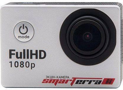 Экшн-камера Smarterra B8 черный - фото 1