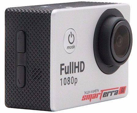Экшн-камера Smarterra B8 черный - фото 2