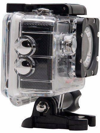 Экшн-камера Smarterra B8 черный - фото 5