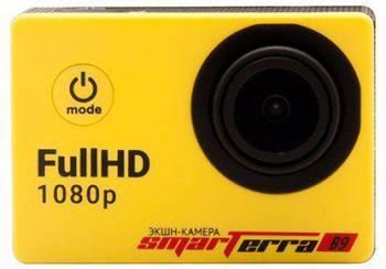 Экшн-камера Smarterra B9 желтый