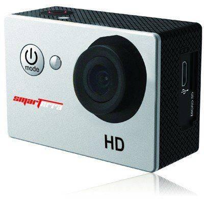 Экшн-камера Smarterra B1 серебристый - фото 2