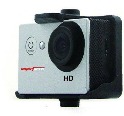 Экшн-камера Smarterra B1 серебристый - фото 3