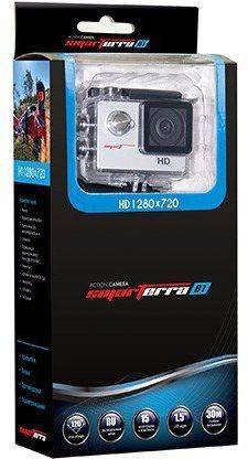 Экшн-камера Smarterra B1 серебристый - фото 5