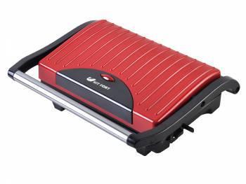 Сэндвичница Kitfort KT-1609 Panini Maker красный/черный