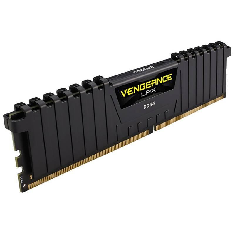 Модуль памяти DIMM DDR4 16Gb Corsair CMK16GX4M1A2400C16 - фото 1