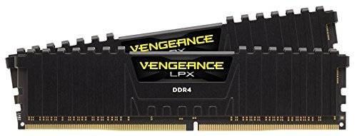 Модуль памяти DIMM DDR4 2x16Gb Corsair CMK32GX4M2A2800C16 - фото 1