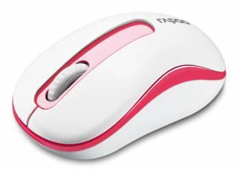Мышь Rapoo M10+ красный