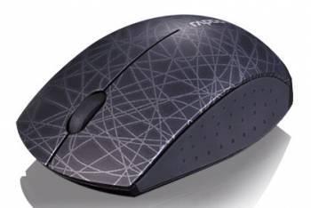 Мышь Rapoo 3300P+ черный