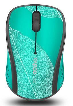 Мышь Rapoo 3100p зеленый
