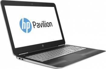 "Ноутбук 15.6"" HP Pavilion 15-bc016ur серебристый (1BW68EA)"