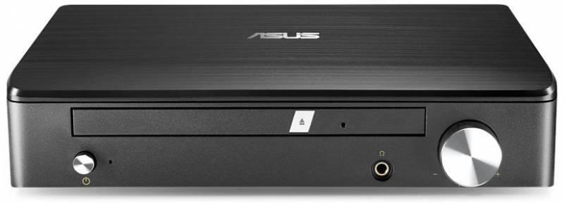 Привод Asus SDRW-S1 LITE черный USB - фото 3