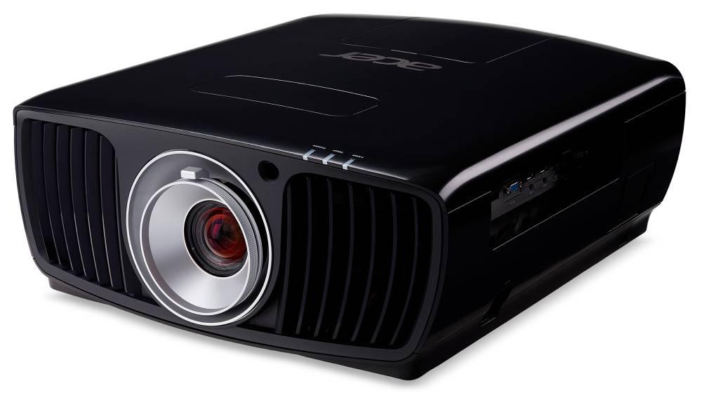Проектор Acer V9800 черный (MR.JNW11.001) - фото 2