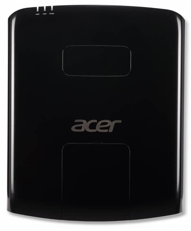 Проектор Acer V9800 черный (MR.JNW11.001) - фото 7