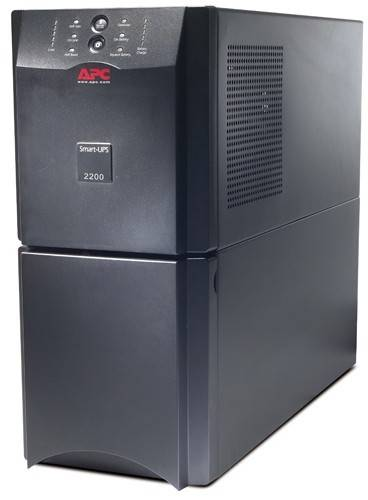 ИБП APC Smart-UPS SUA2200I - фото 1