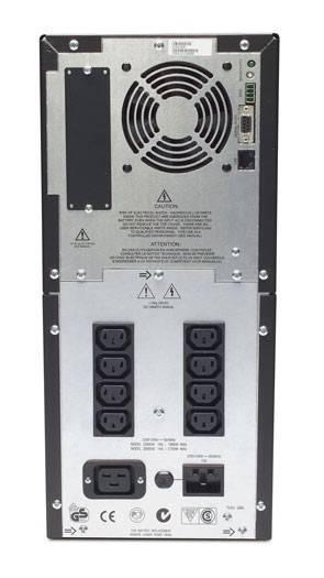 ИБП APC Smart-UPS SUA2200I - фото 2