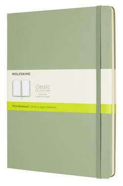 Блокнот Moleskine CLASSIC XLarge зеленый (QP092K12)