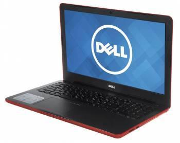 Ноутбук 15.6 Dell Inspiron 5565 красный