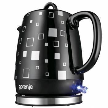 Чайник электрический Gorenje K10BKC черный матовый