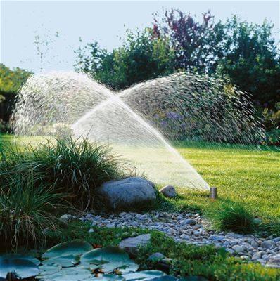 Дождеватель Gardena T 200 выдживжной (08203-29.000.00) - фото 4