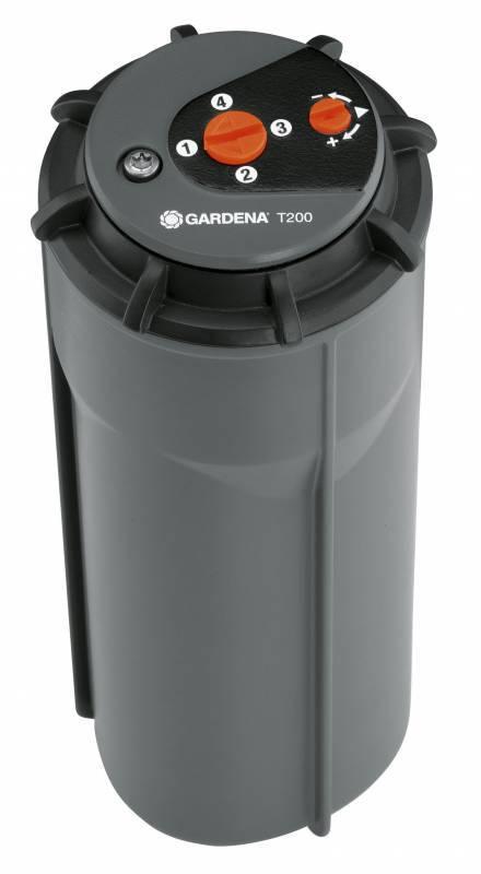 Дождеватель Gardena T 200 выдживжной (08203-29.000.00) - фото 6