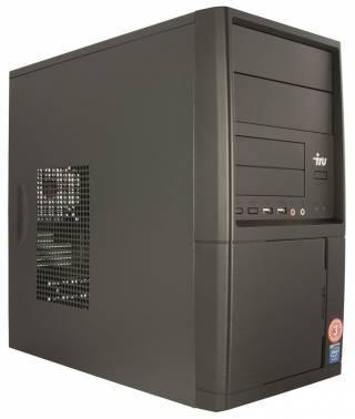 Системный блок IRU Home 110 черный