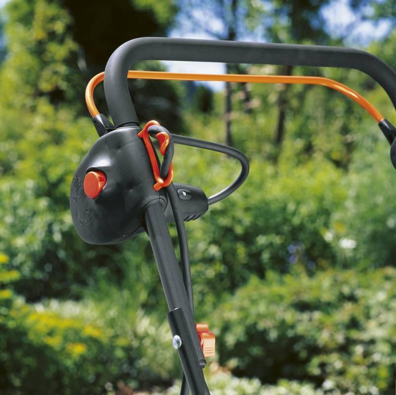 Газонокосилка ручная Gardena ES 500 (04066-20.000.00) - фото 5